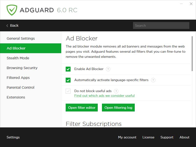 Adguard Ad Blocker