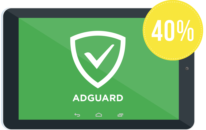 Акция Adguard
