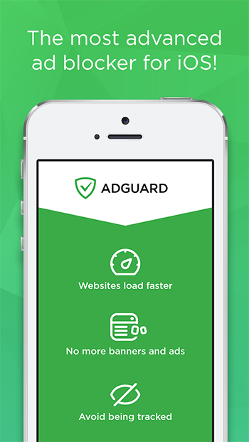 Adguard for iOS