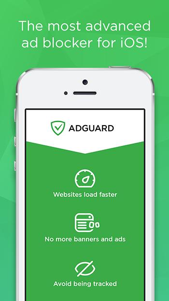 Adguard for iOS