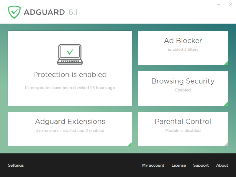 Adguard for Windows 6.1.331