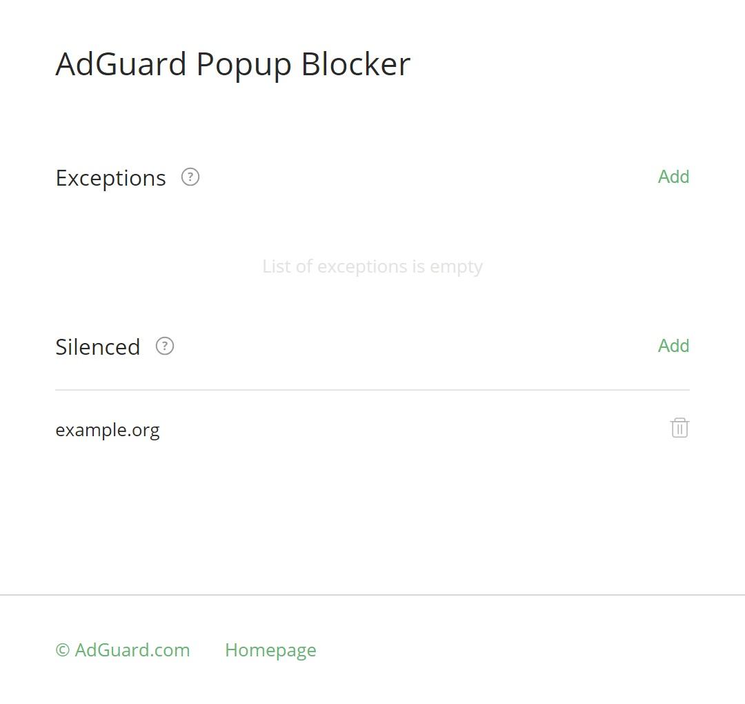 AdGuard for Windows v6.4