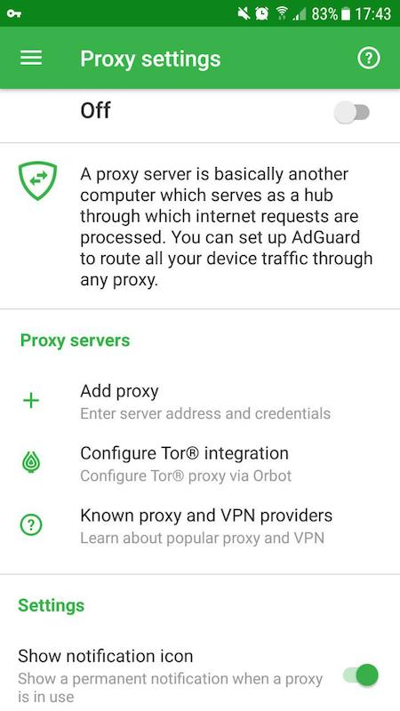 AdGuard for Android v2 10