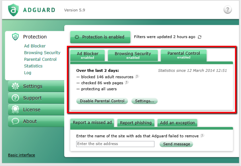 Adblock Adguard