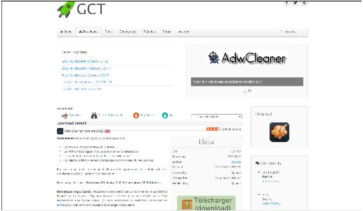 AdwCleaner программа для блокировки рекламы