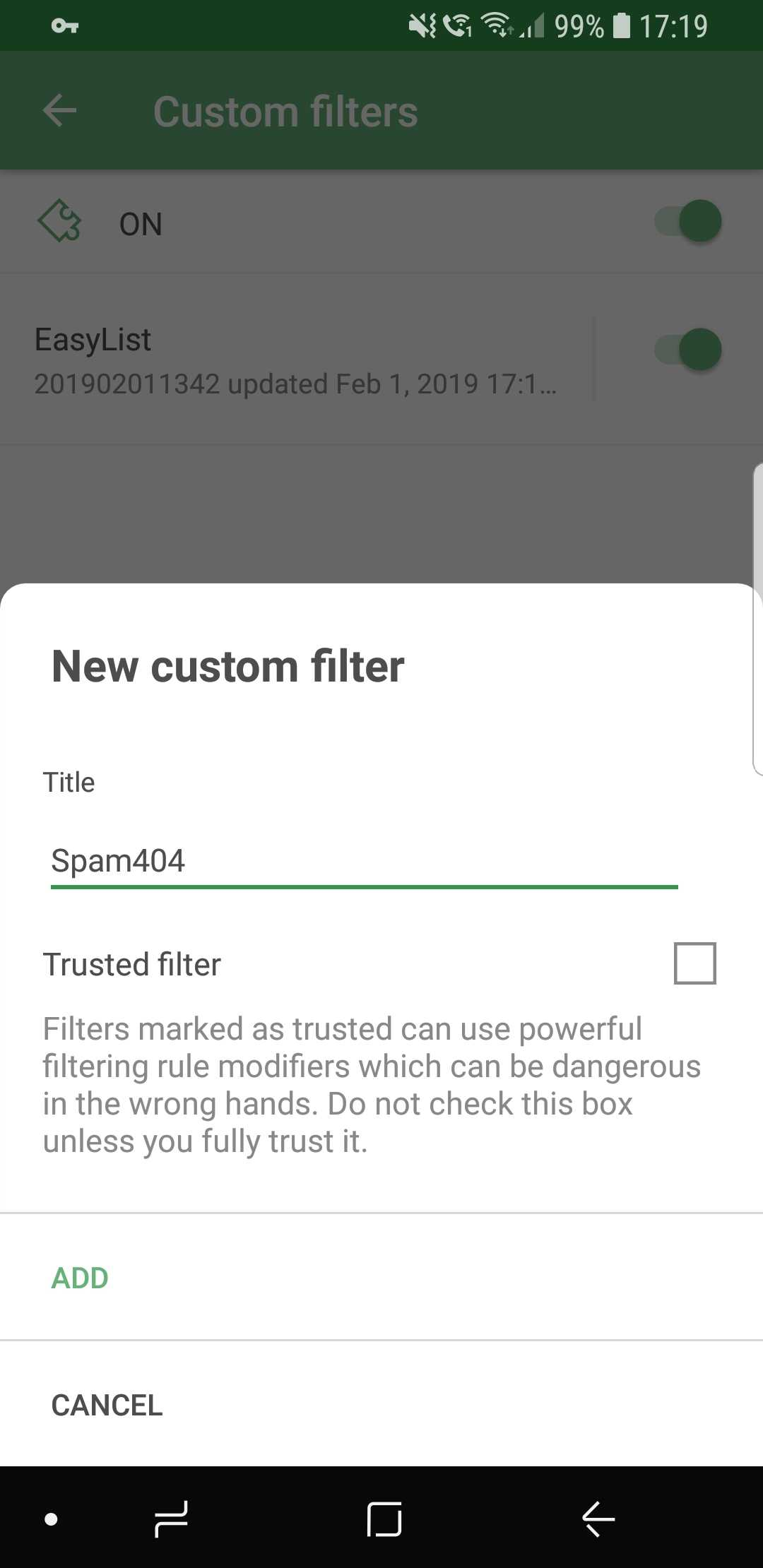 AdGuard 3 0 for Android