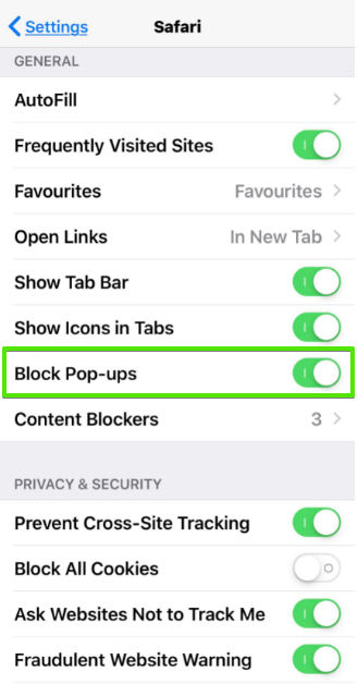 3 Simple Ways to Block Pop-ups in Safari - AdGuard