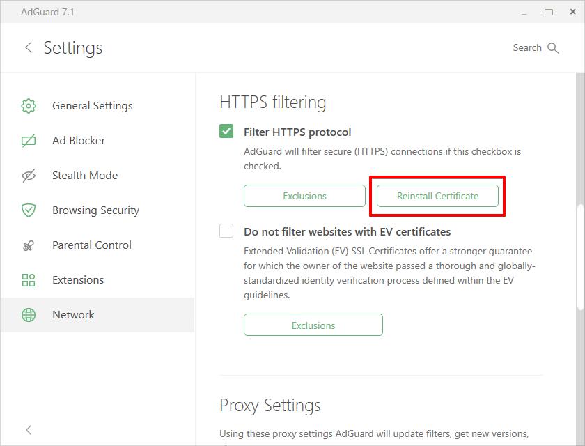 Ios 11 Certificate Trust Settings