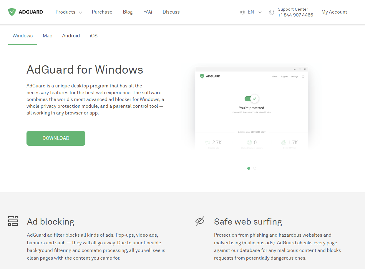 Install/Uninstall | AdGuard Knowledgebase
